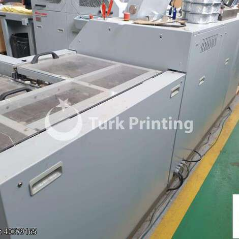 Used Horizon Stitchliner 5500 year of 2015 for sale, price ask the owner, at TurkPrinting in Saddle Stitching Machines