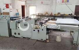 130 cm PLASTER - LAMINATION MACHINE