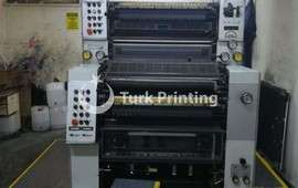 200 Two Color Offset Printing Press