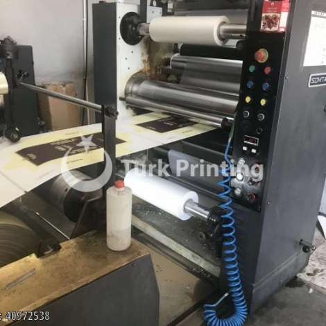 Used Somtas LAMINATON Machine year of 2009 for sale, price 245000 TL EXW (Ex-Works), at TurkPrinting in Laminating - Coating Machines