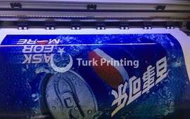 Xp600 180cm single head eco solvent digital printer