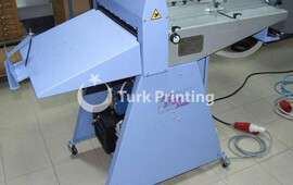 Pit Stop AF Speed automatic folding and punching machine