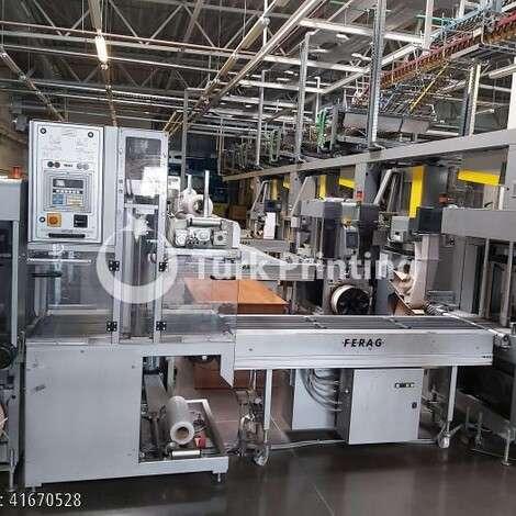 Satılık ikinci el 2007 model Ferag Komple Gazete Posta Odası fiyat sorunuz TürkPrinting'de! Ofset Baskı Makinaları kategorisinde.