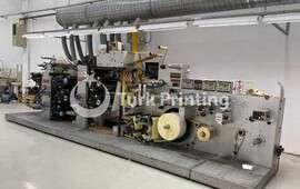 Letterpress PW-260R8C 2008Model Uv Printing Machine