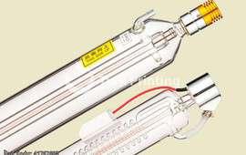 Lazer kesim makinesi için 80W CO2 Lazer Tüpü