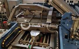 model K800.2 SKTL folding machine