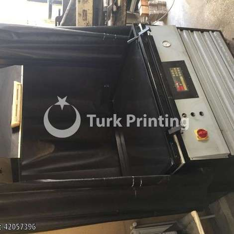 Used Heidelberg Complete Printing House year of 1970 for sale, price 25000 TL, at TurkPrinting in Used Offset Printing Machines