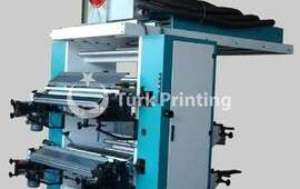 2 Colors Stack Type Flexo Printing Machine