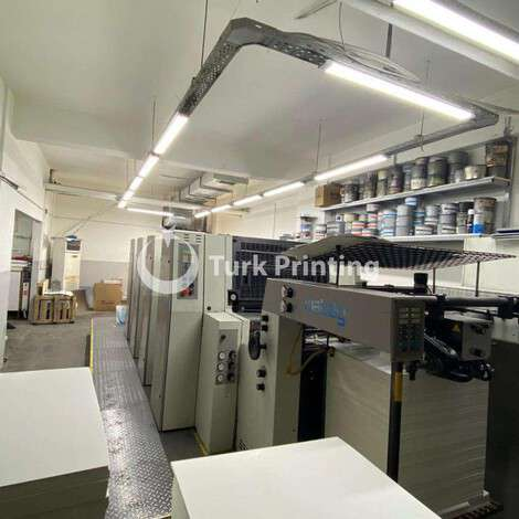 Used Man-Roland 300 50x70 - 4 COLORS - BY OWNER year of 1997 for sale, price 50000 EUR, at TurkPrinting in Used Offset Printing Machines