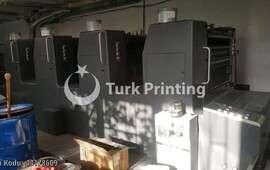 SM 74-4P Offset Printing Press