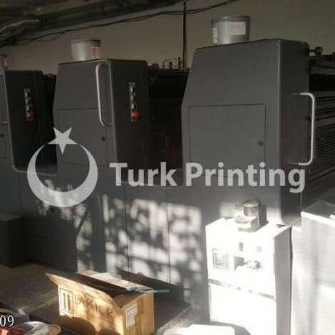 Used Heidelberg SM 74-4P Offset Printing Press year of 1996 for sale, price 63000 EUR EXW (Ex-Works), at TurkPrinting in Used Offset Printing Machines