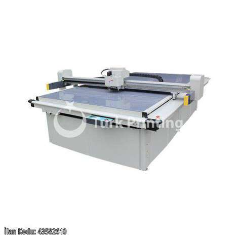 New Aoke model DCZ70 CNC flatbed sample cutter plotter- Best selling AOKE year of 2019 for sale, price ask the owner, at TurkPrinting in Laser Cutter and Laser Engraving Machine