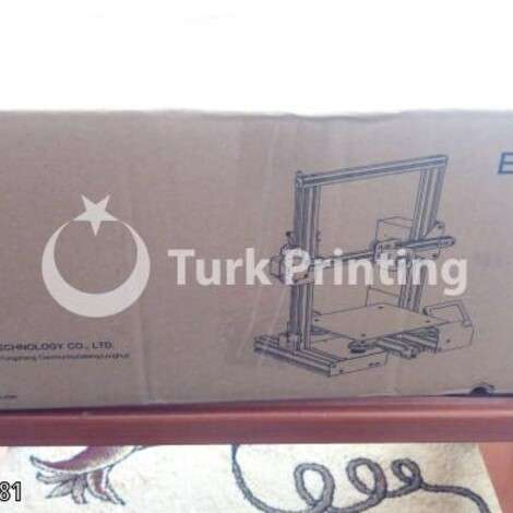 New Creality Ender 3 pro 3D Printer year of 2020 for sale, price 1600 TL C&F (Cost & Freight), at TurkPrinting in 3D Printer