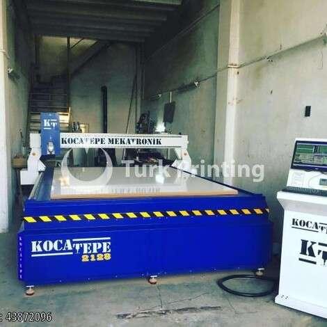 Satılık sıfır 2019 model Kocatepe 2128 CNC ROUTER fiyat sorunuz TürkPrinting'de! CNC Router / CNC Makinesi kategorisinde.