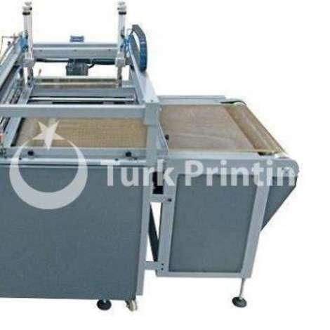 Used Setamak 4/3 SCREEN PRINTING MACHINE year of 2017 for sale, price 24000 TL, at TurkPrinting in Screen Printing Machines