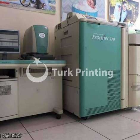 Used Fuji FRONTIER 570 Photo Printing Machine year of 2010 for sale, price 11000 EUR EXW (Ex-Works), at TurkPrinting in Minilab (Photo Printing Machine)