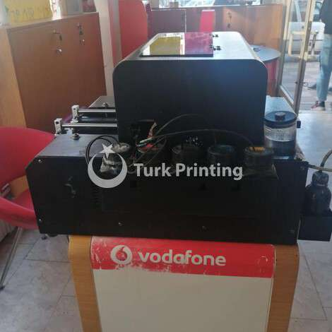 Used Gritty UV digital printing machine year of 2019 for sale, price 22000 TL, at TurkPrinting in UV Printer (Flatbed Machines)
