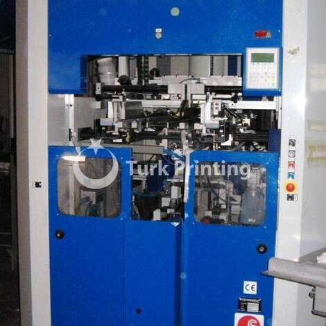 Used Tecnograf EASY TOWER Casing In year of 2006 for sale, price ask the owner, at TurkPrinting in Case-Binding