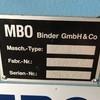Satılık MBO SAP 46 L (pres ünitesi) kırım ezici ünitesi. Temizlenmiş, kontrol edilmiştir. Stoğumuzda mevcuttur. Hemen teslim edilebilir.