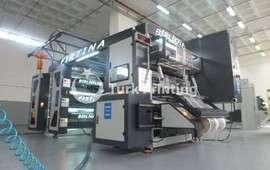 6 COLOR 130 CM FLEXO PRINTING MACHINE