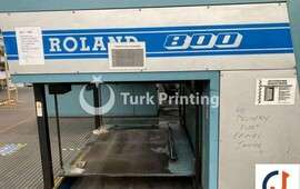 R 802-6 2 Colour Offset Printing Press