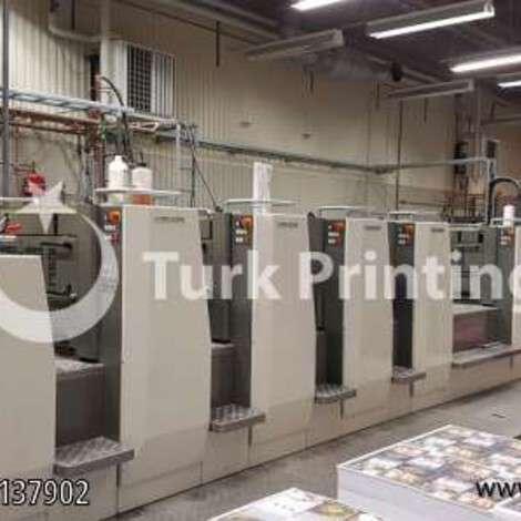 Satılık ikinci el 2008 model Komori 829P+C Ofset Baskı Makinesi fiyat sorunuz TürkPrinting'de! Ofset Baskı Makinaları kategorisinde.