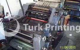 KORD Pompalı matbaa makinası