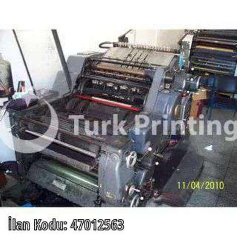 Used Heidelberg KORD Printing Machine year of 2000 for sale, price 4500 EUR EXW (Ex-Works), at TurkPrinting in Used Offset Printing Machines