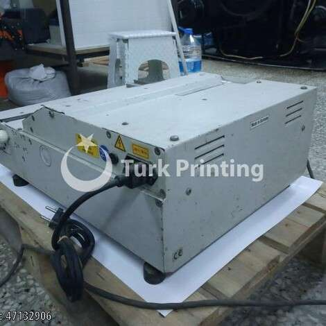 Used Other (Diğer) WIRE O BINDING MACHINE year of 2000 for sale, price 4000 TL, at TurkPrinting in Wire and Spiral Binding Machines