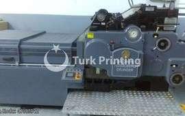57X82 Hot Foil Machine