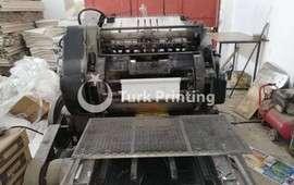 Cylinder Die Cutting Machine