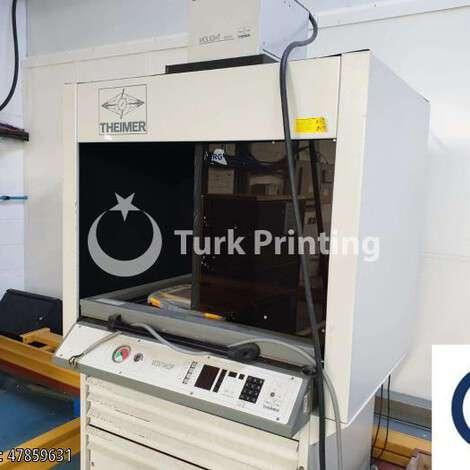 Satılık ikinci el 2002 model Theimer Copymat 064 Type 3414 fiyat sorunuz TürkPrinting'de! Diğer Baskı Öncesi Ekipmanlar kategorisinde.