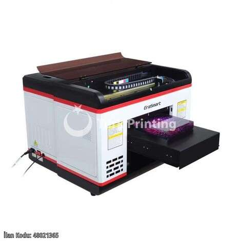 New EraSmart ERA-A3L-1390 UV Flatbed Printer year of 2019 for sale, price 2250 USD EXW (Ex-Works), at TurkPrinting in Flatbed Printing Machines