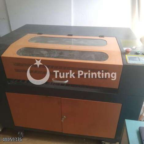 Used Other (Diğer) CNC Laser cutting-engraving machine 90watt year of 2011 for sale, price 15000 TL EXW (Ex-Works), at TurkPrinting in Laser Cutter and Laser Engraving Machine
