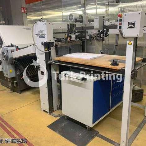 Satılık ikinci el 2000 model Stahl / Heidelberg Stahlfolder KD.2-66/6 KTL-PD-T fiyat sorunuz TürkPrinting'de! Katlama (Kırım) Makinaları kategorisinde.