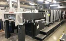 CD 102-5+L Offset Printing Press - 2009