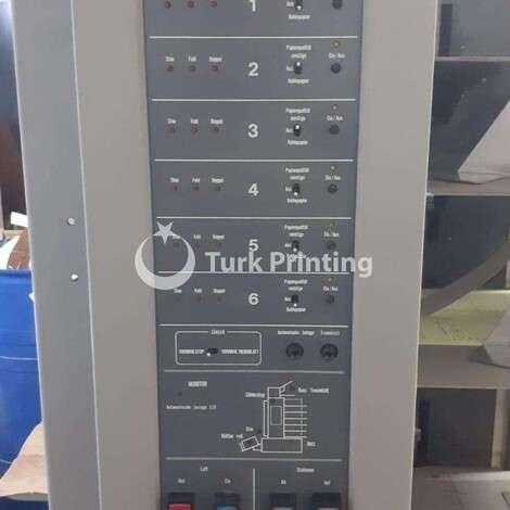 Satılık ikinci el 2010 model Horizon AC 6000 HARMAN MAKINASI 3000 EUR EXW (Ex-Works) TürkPrinting'de! Harman Makinaları kategorisinde.