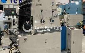 640 K Ofset Matbaa Makinesi