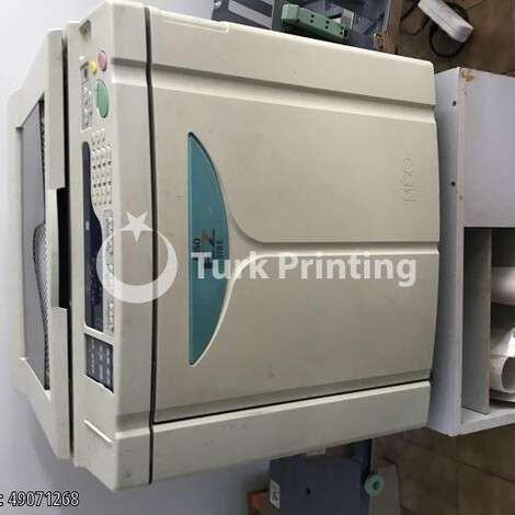 Used Riso RZ370 and EZ 370 Digital Printing Machines year of 2005 for sale, price 8000 TL FCA (Free Carrier), at TurkPrinting in High Volume Commercial Digital Printing Machine
