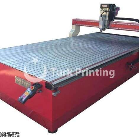 New Eurocnc Basic CNC Router year of 2020 for sale, price 7500 USD EXW (Ex-Works), at TurkPrinting in CNC Router