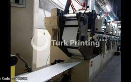 B 200 letterpress