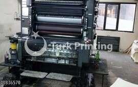 70 * 100 single color offset printing press