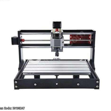 New Other (Diğer) Cnc router 300*200*40mm year of 2020 for sale, price ask the owner, at TurkPrinting in CNC Router