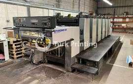 Lithrone L628 EM 6 Renkli Ofset Baskı Makinası