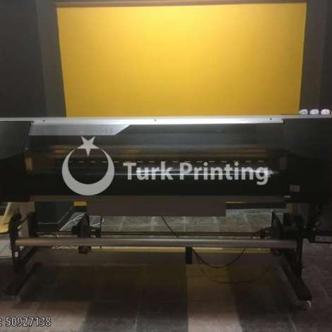 Used OKI SEIKO W-64S ECO SOLVENT PRINTING MACHINE year of 2016 for sale, price 35000 TL FCA (Free Carrier), at TurkPrinting in High Volume Commercial Digital Printing Machine