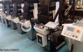 COMMANDER 400Label Flexo printing machine