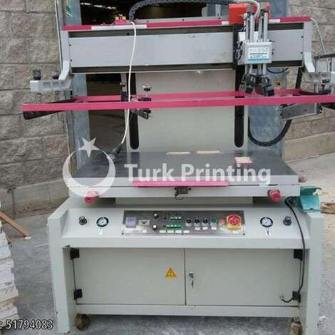 Used Other (Diğer) Very Clean Screen Printing Machine year of 2012 for sale, price 45000 TL, at TurkPrinting in Screen Printing Machines