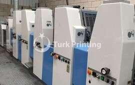525 HX Offset Printing Press