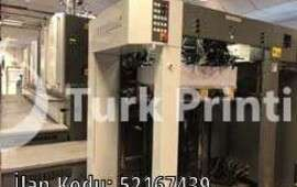 LS-540P (H model) Offset Printing Press