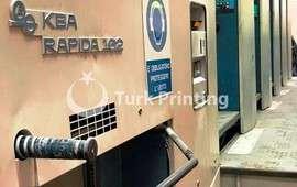 RAPIDA 162-5 SW2 Beş Renk Ofset Baskı Makinesi